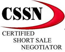 Certified Short-sale Negotiator
