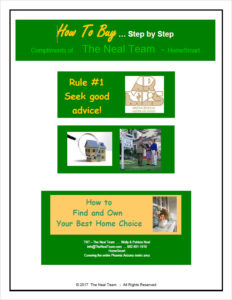 Booklet - How to Buy a Home : Step-by-Step