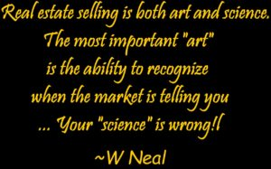 Real Estate Art and Science